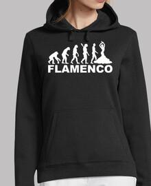 evolución flamenca