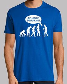 Evolución friki camisetas frikis friki