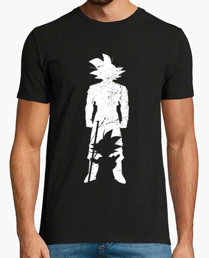 Camiseta Evolución Goku