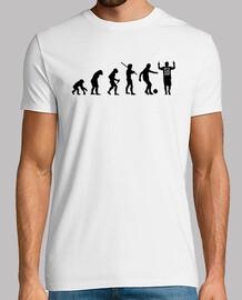Evolucion Humana Messi