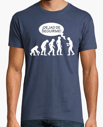 Camiseta evolucion humor TV Cine  friki geek