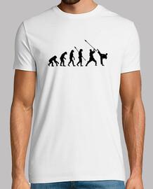Evolución Karate
