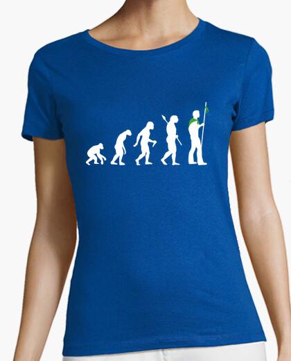 Camiseta Evolución magdalenera