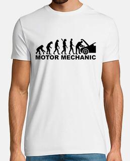evolución mecánico de motores
