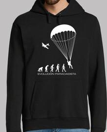Evolución Paracaidista