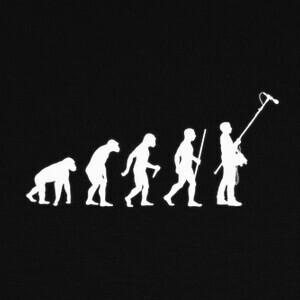 Tee-shirts evolución perchman