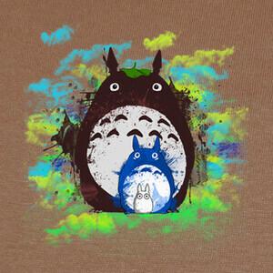 Camisetas Evolucion Totoro