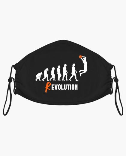 Masque évolution