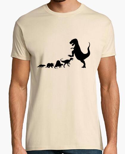 Tee-shirt Evolution