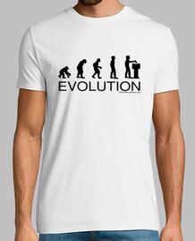 evolution abstimmung