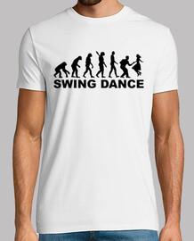 évolution balançoire danse