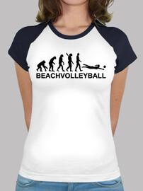 Evolution beachvolleyball