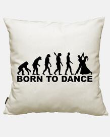 Evolution born to dance