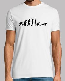 evolution burpees