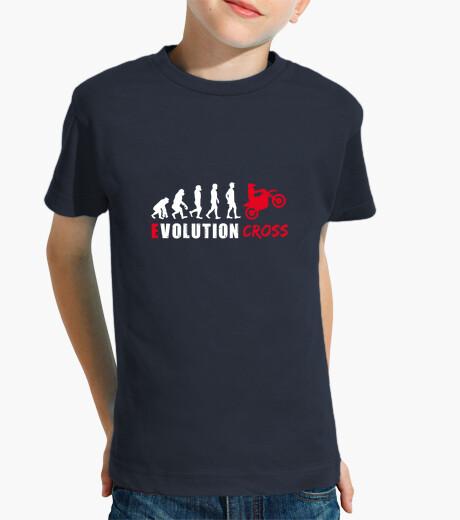 Ropa infantil Evolution Cross