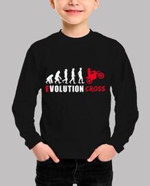 Evolution Cross