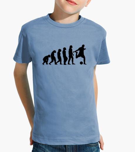 Vêtements enfant évolution du football