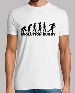 évolution du rugby