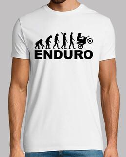 évolution enduro