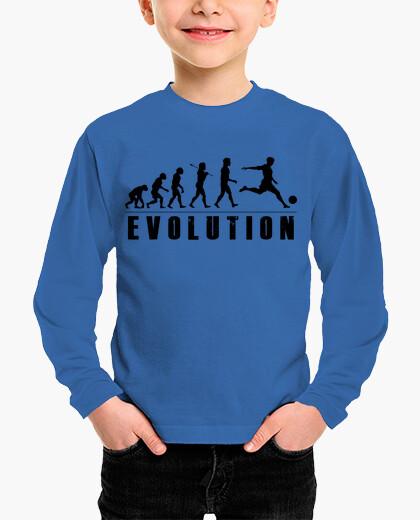 Ropa infantil Evolution Football Black