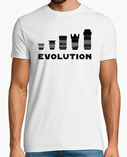 Camiseta Evolution fotografía