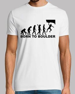 evolution geboren zu boulder