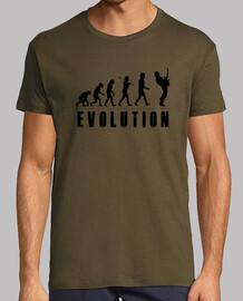 Evolution Guitarrista 1 Negro