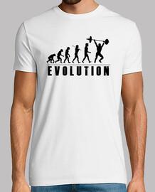 Evolution Halterofilia Negro