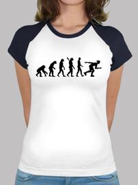 Evolution inline skating