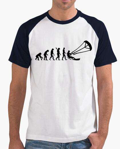Tee-shirt évolution kitesurfing