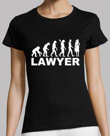 Evolution lawyer