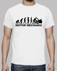 Evolution motor mechanic