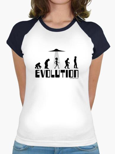 Camiseta Evolution Ovni