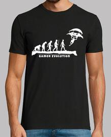 Evolution Parachutiste
