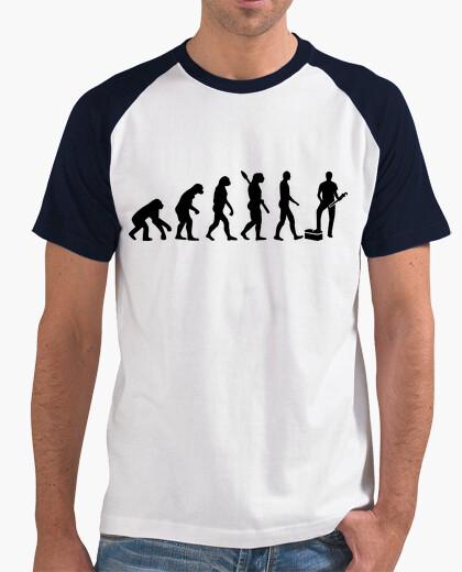 Tee-shirt évolution plombier