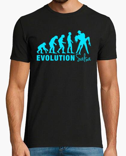 Camiseta Evolution Salsa