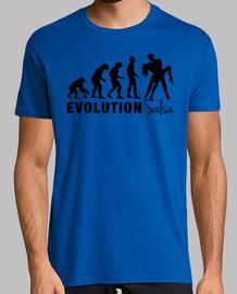evolution sauce