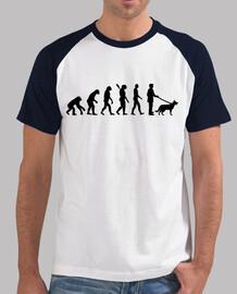 evolution schäferhund