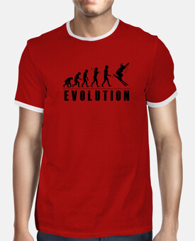 Evolution Ski Black