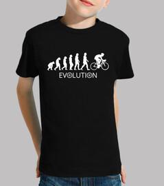 évolution vélo (enfant)