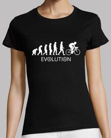 évolution vélo (femme)