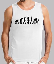 evolution wheelchair basketball