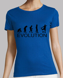 evolution ziel frau