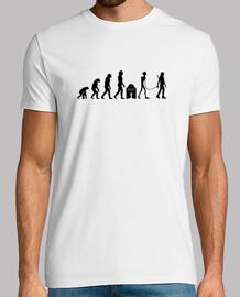 évolution zombie