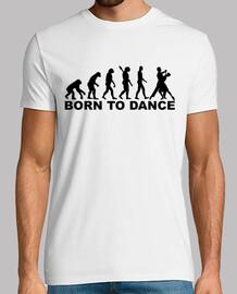 evolution zum tanzen geboren