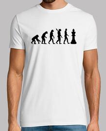 evolutionsschachkönig