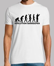 evoluzione barista