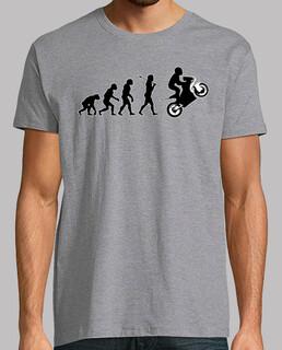 evoluzione biker