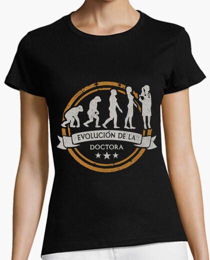 T-shirt evoluzione del doc
