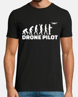 evoluzione del drone